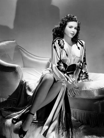 Ann Miller, Ca. Mid-1940s