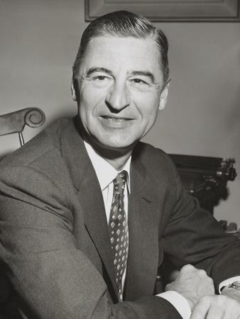 Children's Author and Illustrator, Ted Geisel, Better known by His Pseudonym, Dr. Seuss