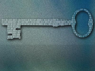 Binary Code on Skeleton Key