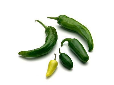 Fresh and Spicy Jalapenos
