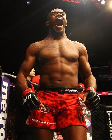 UFC 145: Apr 21, 2012 - Rashad Evans vs Jon Jones