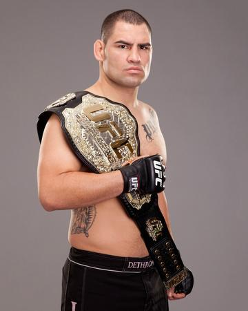 UFC Fighter Portraits: Cain Velasquez