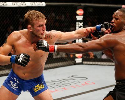 UFC 165: Sept 21, 2013 - Jon Jones vs Alexander Gustafsson