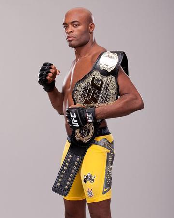 UFC 148: Jul 7, 2012 - Anderson Silva vs Chael Sonnen