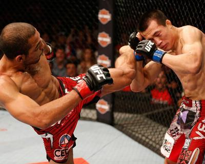 UFC 163: Aug 3, 2013 - Jose Aldo vs 'The Korean Zombie' Chan Sung Jung