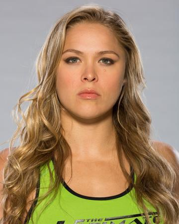 The Ultimate Fighter: Ronda Rousey