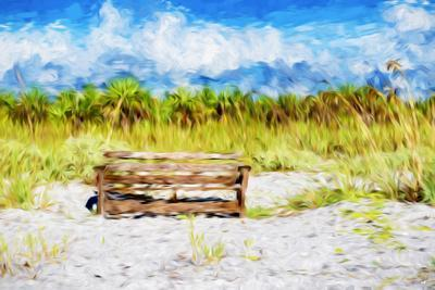 Wild Bench - In the Style of Oil Painting