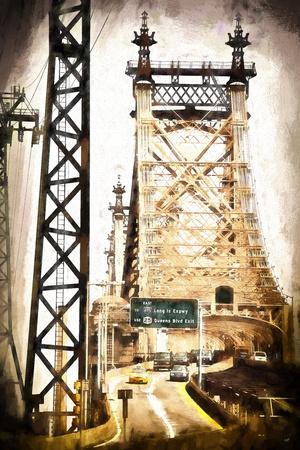 Ed Koch Queensboro Bridge Traffic