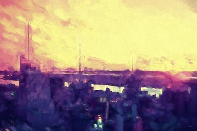 NY Evening Light