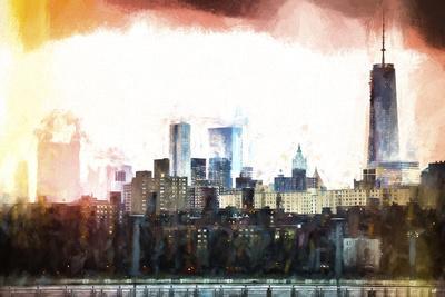 Manhattan Colorful