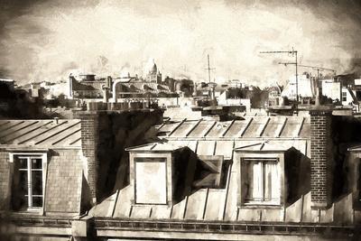 Paris Rooftops III