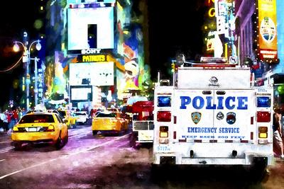 Police Dept NY