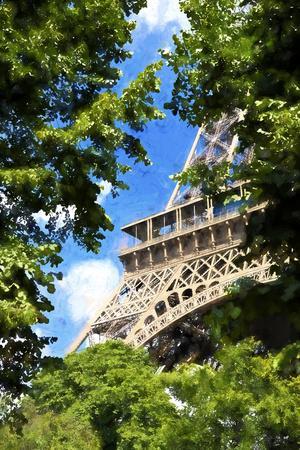 Natural Eiffel