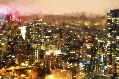 Night Mood of Manhattan