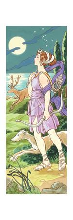 Artemis (Greek), Diana (Roman), Mythology
