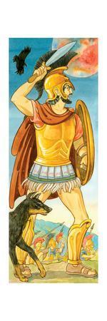 Ares (Greek), Mars (Roman), Mythology