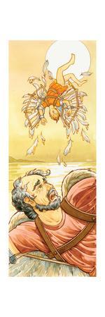Icarus and Daedalus, Greek Mythology