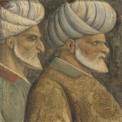 Sinan the Jew and Haireddin Barbarossa, C.1535
