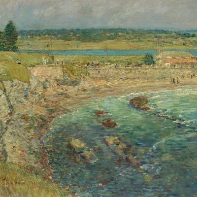 Bailey's Beach, Newport, R.I., 1901