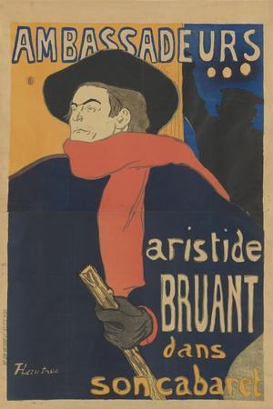 Ambassadeurs: Aristide Bruant, 1892