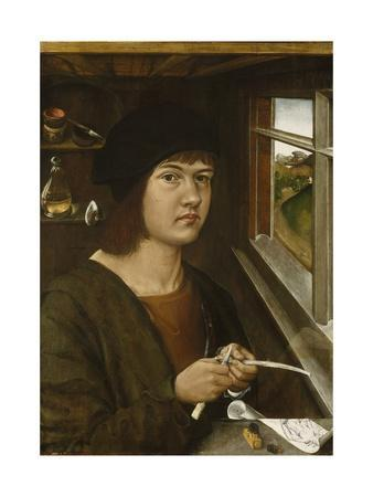 Portrait of a Young Artist, C.1500