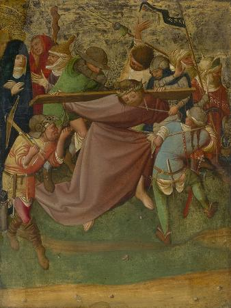 Christ Carrying the Cross, 1420-25