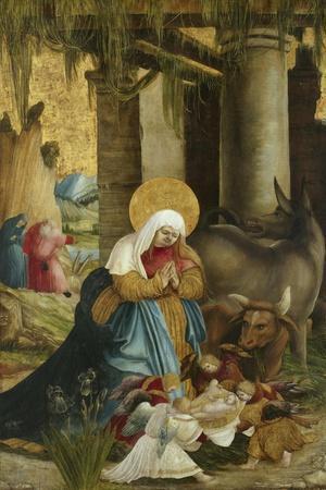 The Nativity, 1507-10