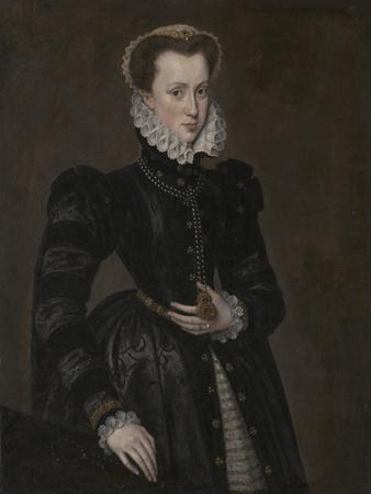 Portrait of a Court Lady, 1560-70