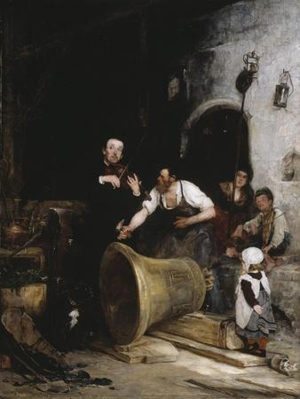 Toning the Bell, 1874