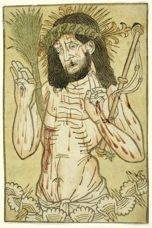 The Man of Sorrows, C.1475