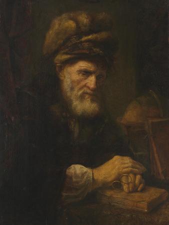 An Old Man in a Fur Cap, 1650-60