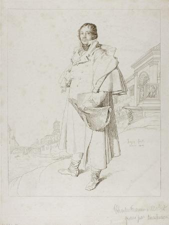 Charles Francois Mallet, C.1809