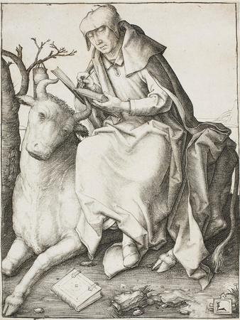 Saint Luke, C.1508