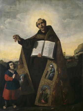 Saint Romanus of Antioch and Saint Barulas, 1638