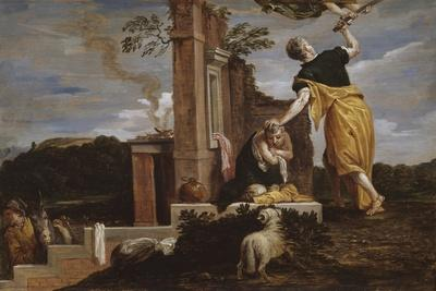 Abraham's Sacrifice of Isaac, 1654-56