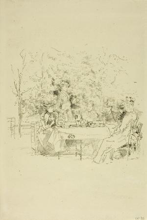 The Garden, 1891