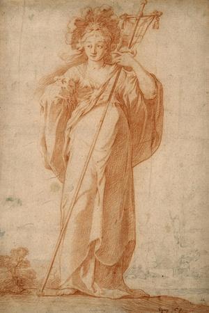 The Cuman Sibyl, C.1630