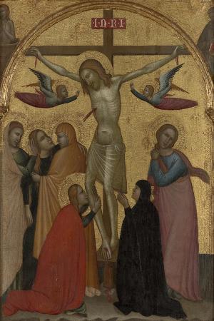 The Crucifixion, C.1370
