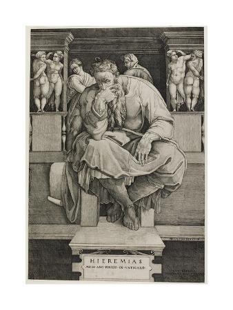 Jeremiah, 1547