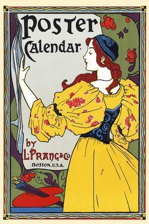 Poster Calendar.