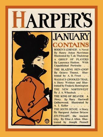 Harper's January - Roden's Corner