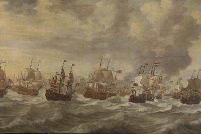 Four Days Naval Battle