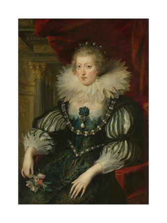 Anne of Austria, Wife of Louis XIII, King of France