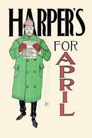 Harper's for April