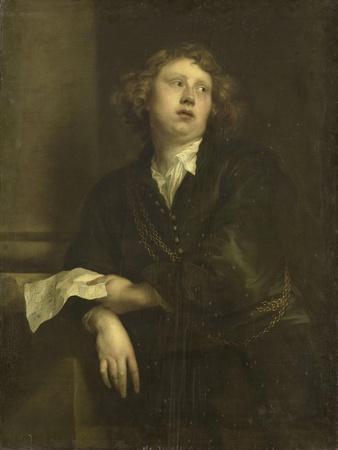 Portrait of Henricus Liberti, Composer and Organist