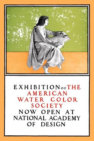 Exhibition of the American Water Color Society