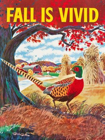 Fall Is Vivid