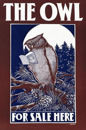 The Owl for Sale Here