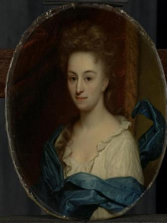 Portrait of Josina Clara Van Citters, Daughter of Josina Parduyn