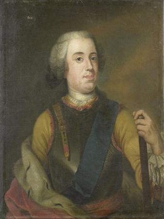 Portrait of William IV, Prince of Orange